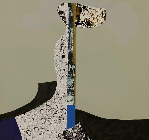 Mariya Boyanova Malerei Collage Hafen
