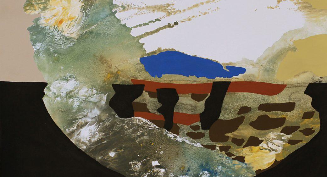 Mariya Boyanova Malerei 7 acryl 50x65
