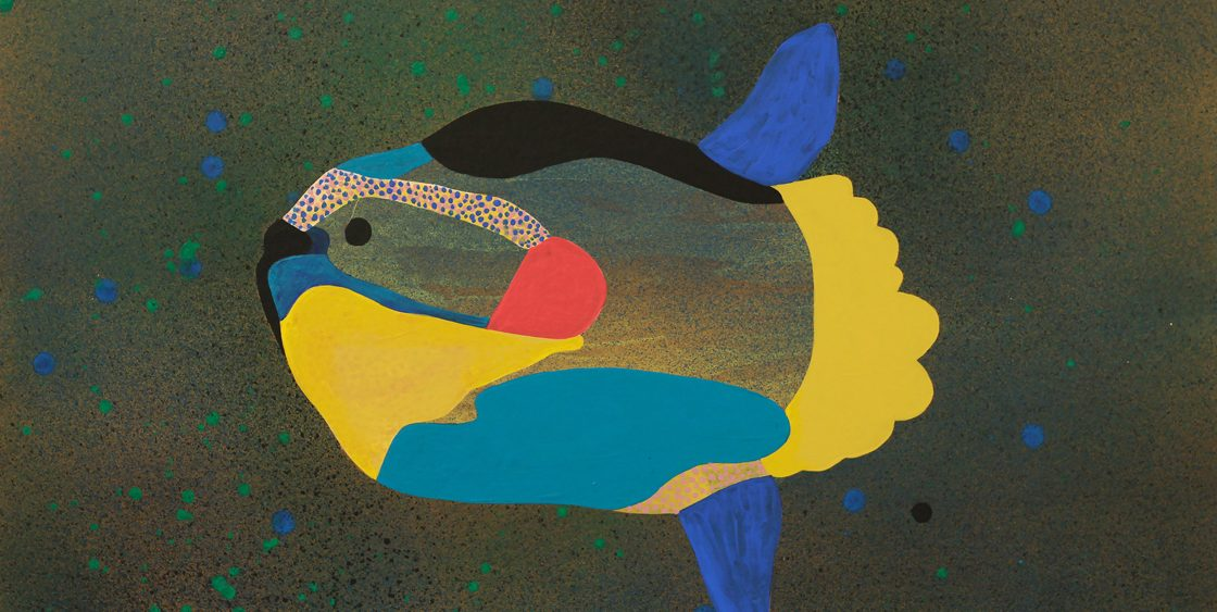 Mariya Boyanova Malerei acryl paper 50x70 (1)