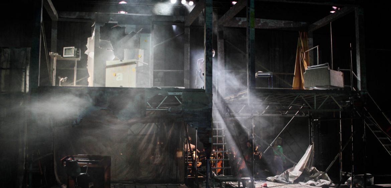 Mariya Boyanova Set Fotografie Neue Szenen III-3 Deutsche Oper